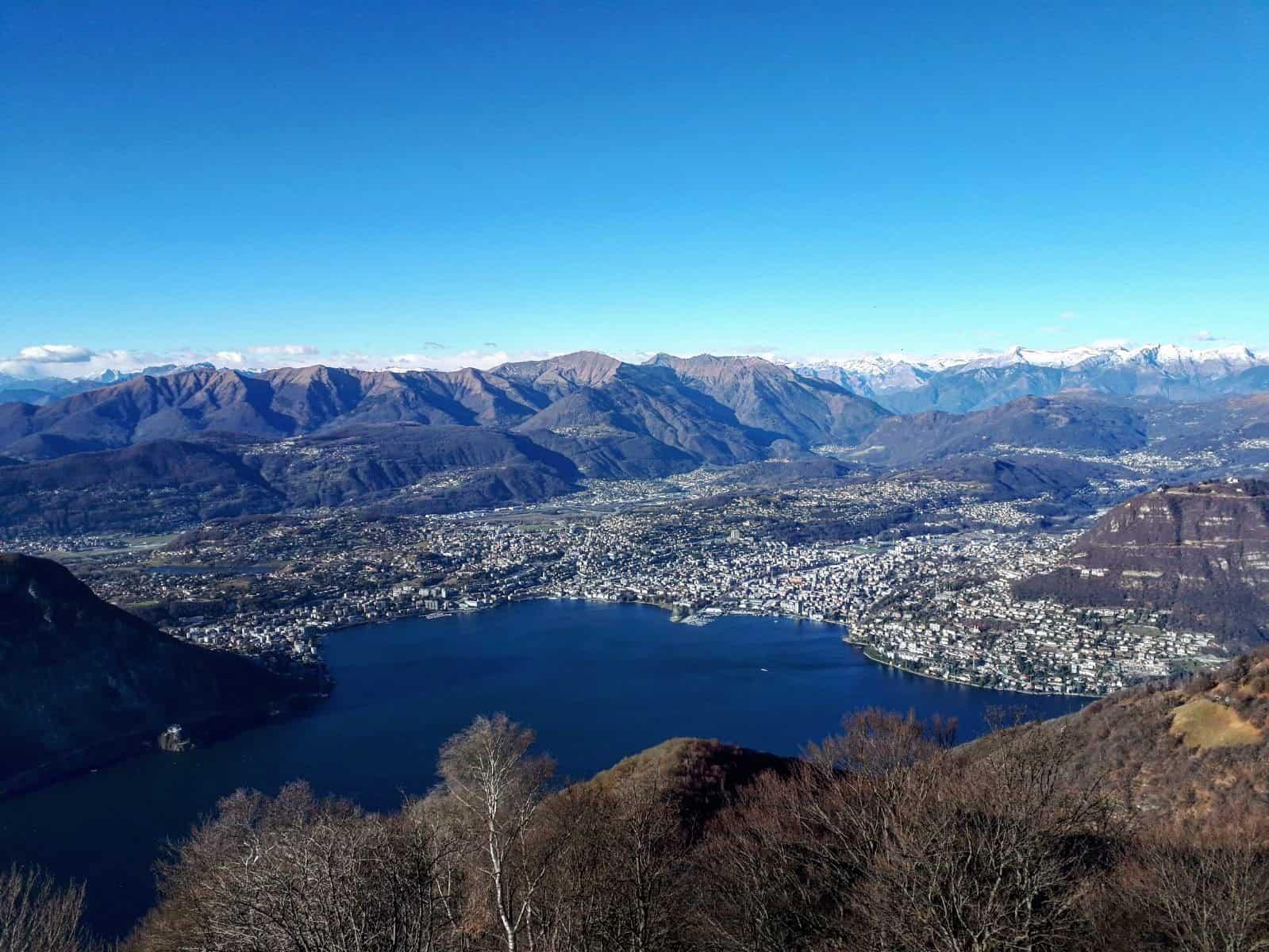 Sighignola - Lugano