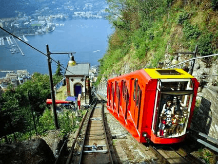 Como-Brunate Funicular