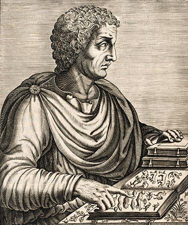 Pliny the Elder - History of the Lake Como